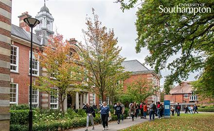 Avenue Campus at the University of Southampton